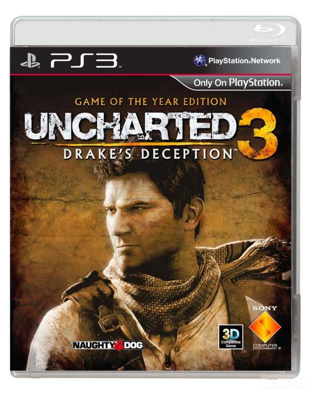 17 millió Uncharted 3 kelt el, jön a Game of The Year Edition