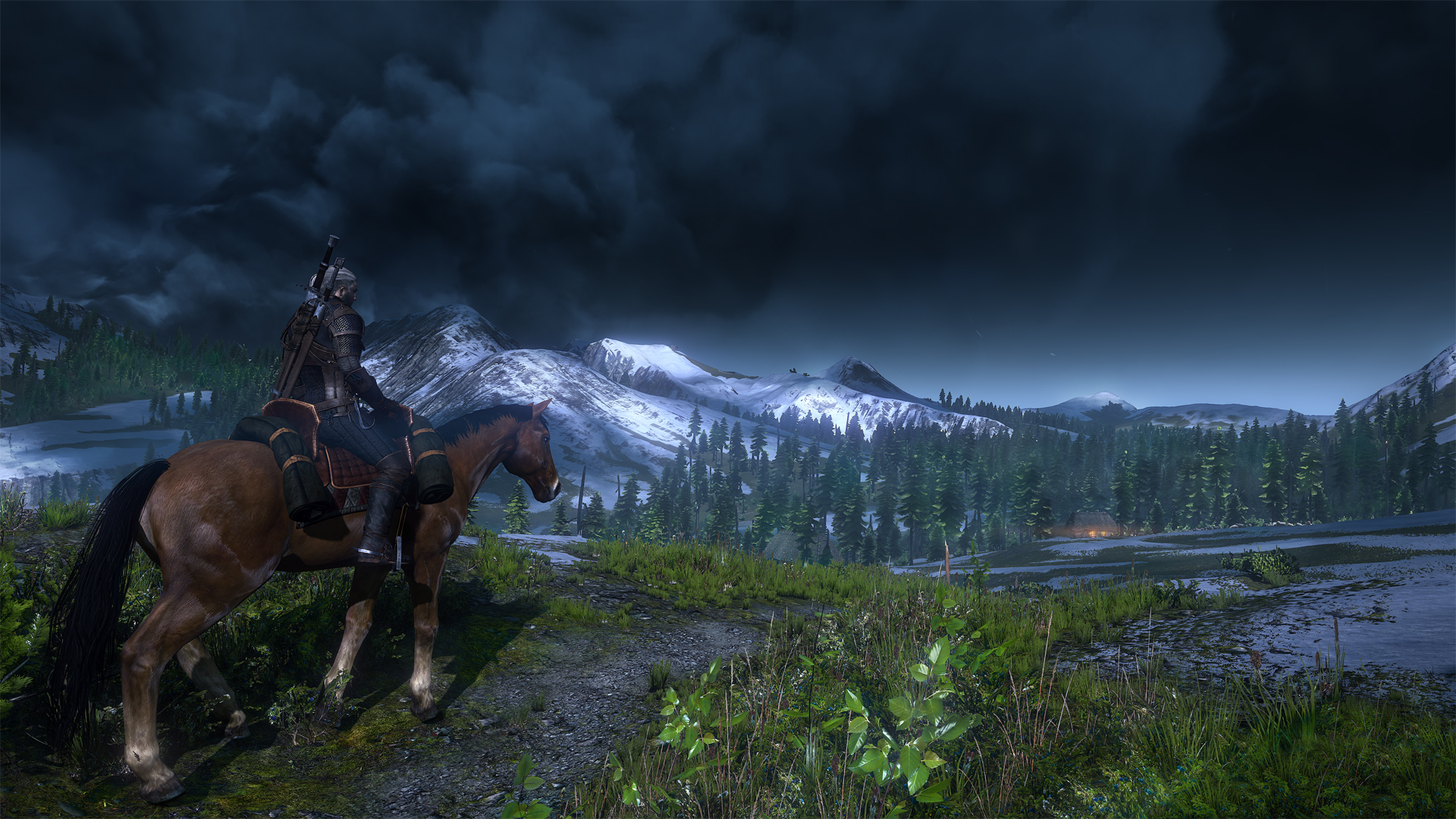 Beszarás hangulatos trailert kapottt a The Witcher 3
