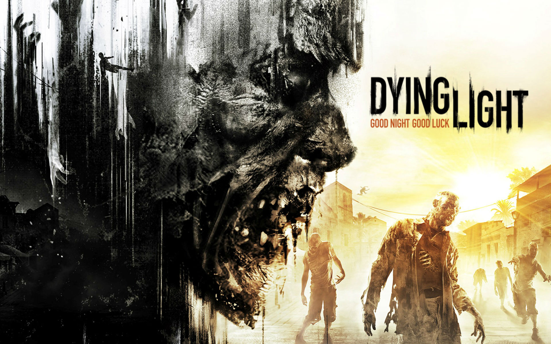 GC 2014: Dying Light gameplay trailer