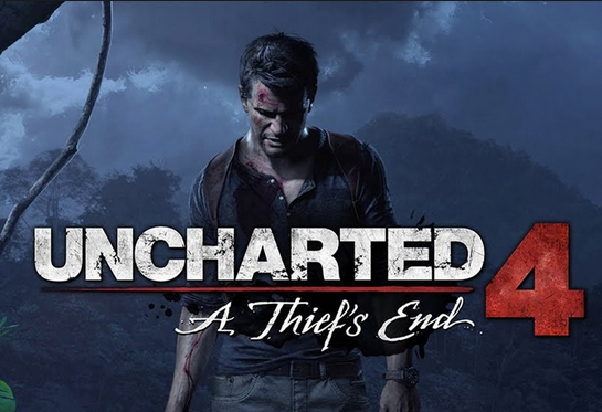 Uncharted 4 gameplay videó