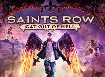 Saints Row Gat out of Hell bejelentés