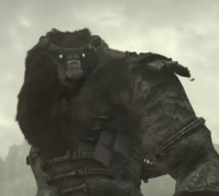 Traileren a Shadow of the Colossus