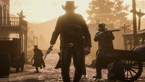 Red Dead Redemption 2 – az első gameplay trailer