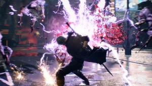 Akcióban a Devil May Cry 5